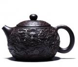 Тибетские старинные чайники