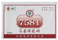 Китайский шу пуэр 7581