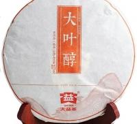 Китайский шу пуэр DA YE CHUN