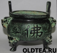 Курильница династии Мин
