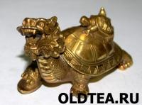 Статуэтка Дракон и Черепаха