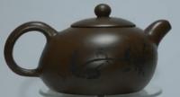 Чайник из исинской глины объемом 500 миллилитров