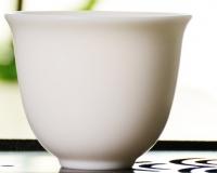 Пиала для чая белая