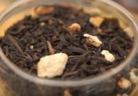 Китайский чай пуэр апельсиновый
