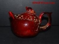 Чайник из китайского янтаря.
