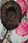 Китайский шу пуэр с добавлением лепестков розы